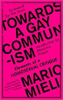 Towards a Gay Communism: Elements of ...
