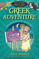 Greek Adventure: Who were the first...