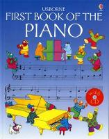 The First Book of the Piano with CD