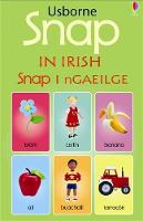 Usborne snap cards in Irish