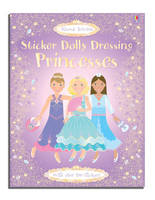 Princesses: Sticker Dolly Dressing