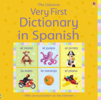 Very First Dictionary in Spanish