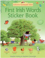 First Irish Sticker Book