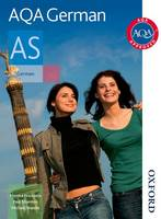 AQA AS German Student Book: Student's...