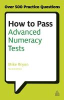 How to Pass Advanced Numeracy Tests:...