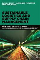 Sustainable Logistics and Supply ...