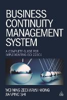 Business Continuity Management ...