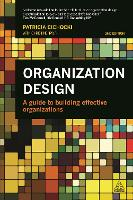 Organization Design: A Guide to...