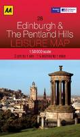 Edinburgh and The Pentland Hills
