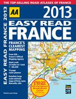 AA Easy Read France: 2013