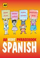 AA kids phrasebook Spanish