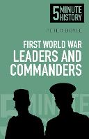 First World War Leaders and...
