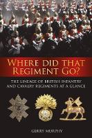 Where Did That Regiment Go?: The...