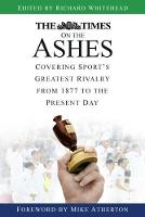 The Times on the Ashes: Covering...