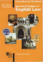 General Principles of English Law: A-level Revision Workbook