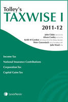 Tolley's Taxwise I: 2011-12