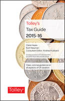 Tolley's Tax Guide: 2015-16