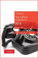Tax Office Directory: 2016