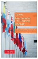 Tolley's International Tax Planning...