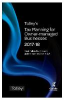 Tolley's Tax Planning for...