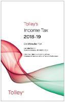 Tolley's Income Tax 2018-19 Main Annual