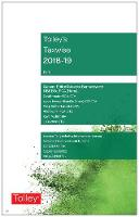 Tolley's Taxwise I 2018-19