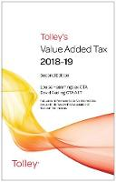 Tolley's Value Added Tax 2018-2019...
