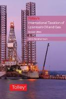 Tolley's International Taxation of...