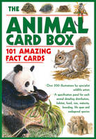 The Animal Card Box: 101 Amazing Fact...