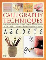 Calligraphy Techniques: An Essential...
