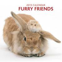 Furry Friends Calendar Back View