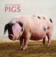 Pigs Calendar Back View