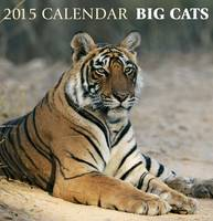 Big Cats Calendar Back View