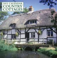 Country Cottages Calendar Back View