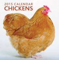 Chickens Calendar Back View