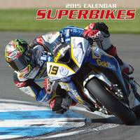 Superbikes Calendar Back View