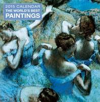 World's Best Paintings Calendar Back...