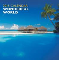 Wonderful World Calendar Back View