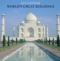 World's Great Buildings Calendar Back...