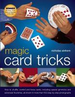 Magic Card Tricks: How to Shuffle,...