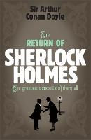 Sherlock Holmes: The Return of...