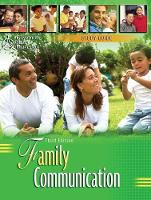 Family Communication: Study Guide