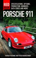 Porsche 911 Red Book: Specifications,...