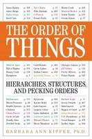 The Order of Things: Hierarchies,...