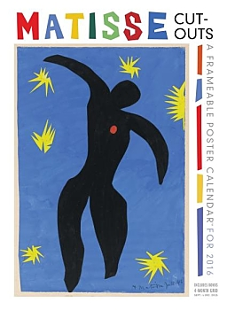 Matisse Cut-Outs Frameable Poster...