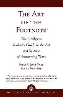 The Art of the Footnote: The...