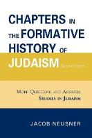 Chapters in the Formative History of...