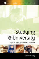 Studying @ University: How to be a...