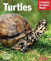 Turtles: Complete Pet Owner's Manual