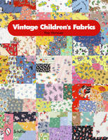 Vintage Children's Fabric